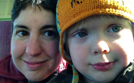 Her 3-Year-Old Son Convinced Her to Take Action Against Climate Change: Can He Convince You?