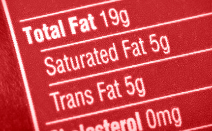 Goodbye, Trans Fats! It Hasn't Been Nice Knowing You
