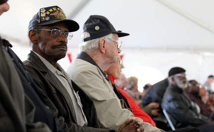 Here's How Veterans are Being Targeted for Crippling Loans