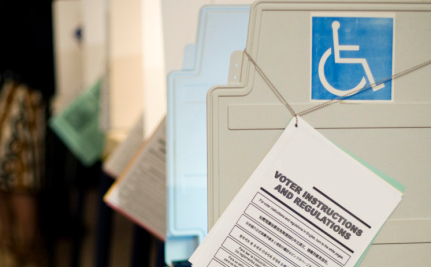 5 Obstacles Disabled Citizens Face When They (Try to) Vote