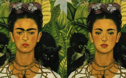 Frida Kahlo and Other Female Icons Don't Need Makeovers to Be Amazing