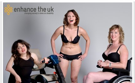Disabled People Strip Down to Combat Stereotypes About Sexuality
