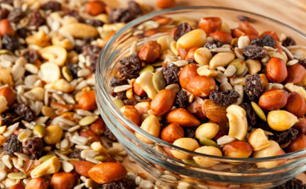 Want to Live Longer and Healthier? 5 Reasons to Go Nuts