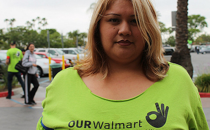 5 Ways to Support Striking Wal-Mart Workers