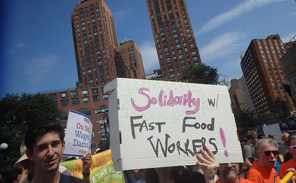 5 Things to Know About the Fast Food Worker Strikes