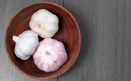 Here's How Garlic Could Save a Baby's Life