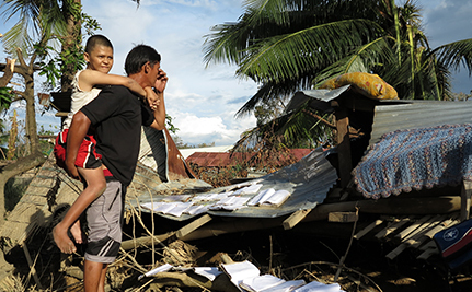 People With Disabilities Need Help in the Wake of Typhoon Haiyan's Destruction