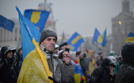 7 Reasons Ukrainians are Protesting in 9 Degree Weather in Kiev