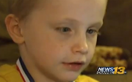 Why Was This 6-Year-Old Accused Of Sexual Harassment?