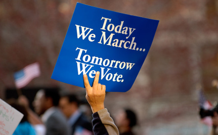 Working to Protect the Vote in 2014 and Beyond