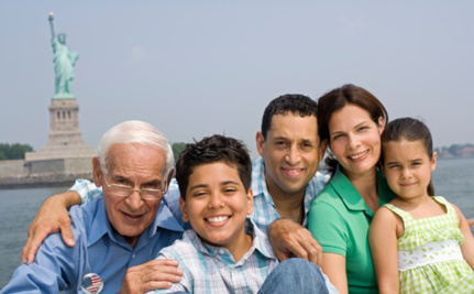 Immigrants Boost the Longevity Rate For New Yorkers