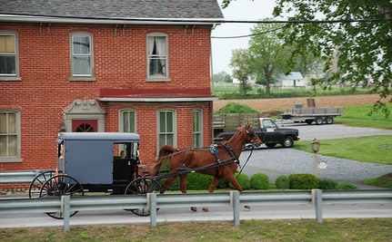 Amish Communities Cash Out and Get Kicked Out By Fracking