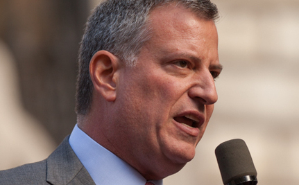 Will Mayor Bill de Blasio Put an End to the 'Central Park Five' Saga?