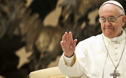 The PR Pope: The Media Finally Sees Francis for Who He Really Is