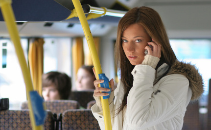Could Bus Advertisements Help Stop Human Trafficking?