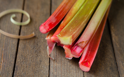 Could Rhubarb Help Make the Battery of the Future?