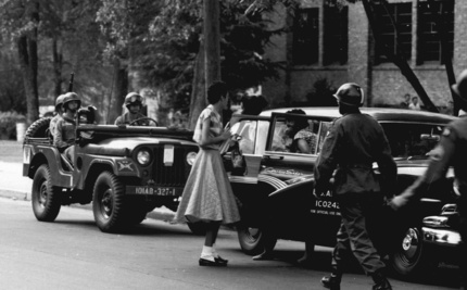 Even Now, Little Rock Schools Fight Desegregation