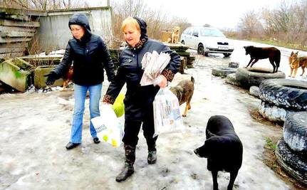 Ukrainian Woman Shelters 20,000 Animals After She Stopped Fur Farm