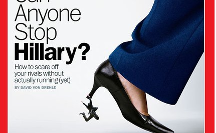 Is Time's New Hillary Clinton Cover Sexist?