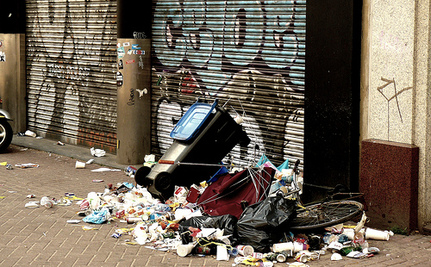 The Mafia is Dumping Garbage in Italy, but Corrupt Politicians Don't Care