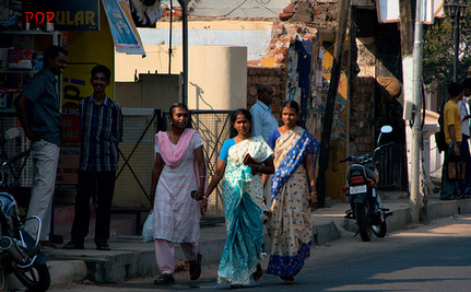 Indian Woman Gang-Raped on Orders from Elders