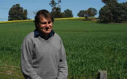 Organic Farmer Going to Court Against Monsanto's GM Crops