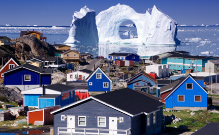 With Climate Change, Greenland Is Bracing For Exploitation