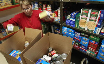 As Farm Bill Heads to the President's Desk, Food Pantries Brace for Impact