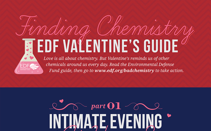 Don't Let Toxic Chemicals Ruin Your Valentine's Day