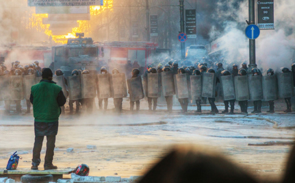 Ukraine Protests: Fighting the Past on the Way to the Future