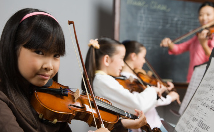 Sounds of Success: Teachers & Students Talk About 'Music In Our Schools Month'