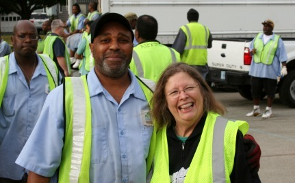 RecycleForce Answers Obama�s Call, Offers Ex-Offenders Minimum Wage of $10.10