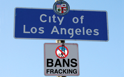Now That Los Angeles Has Banned Fracking, Will the Rest of California Follow?