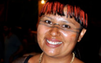 How One Woman Is Fighting for Rights for Indigenous Women in Brazil