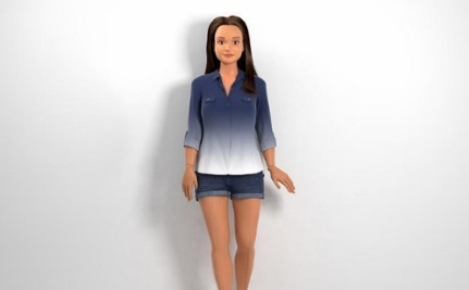 Move Over Barbie: Make Way for Lammily the World's First Average Sized Doll