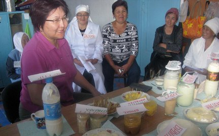 Expanding Women's Access to Economic Resources in Kyrgyzstan