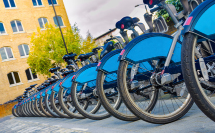 Bike Sharing: Good for the Environment, But Can it Also Help You Live Longer?