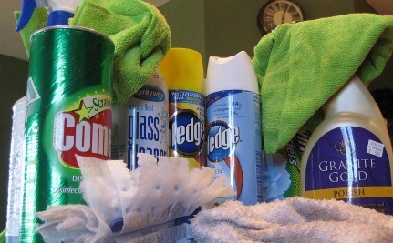 7 Tips For Green Spring Cleaning Without Toxic Chemicals