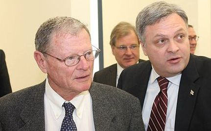 6 Reasons Jim Inhofe Shouldn't Head the Senate Environmental Committee