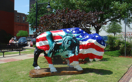 America Slaughters One Last Bison While American Freedoms Are Compromised