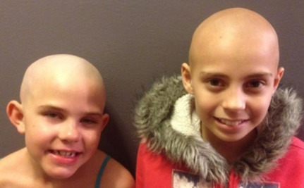 Meet the Awesome Kid Who Shaved Her Head to Support Her Friend…and the School That Punished Her