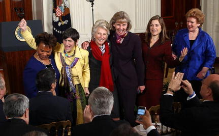We Need an Act of Congress to Get More Women In Congress
