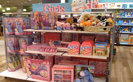 Toy Makers Try to Break Gender Stereotypes, But Can't Seem to Ditch the Pink