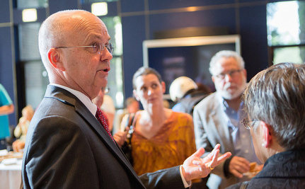 Former NSA Director Michael Hayden Apologizes for Not Keeping Spying Secret