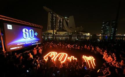 Iconic Landmarks Around the World Go Dark for Earth Hour