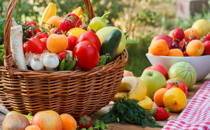 5 Fruits and Veggies a Day? Try at Least 7 to Stay Healthy for Longer