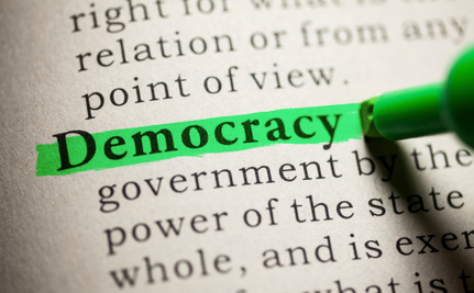 Let's Stop Calling Ourselves a Democracy