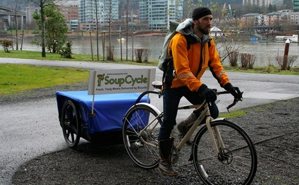 Food by Bike: 9 Pedal-Powered Businesses Focused on Good Food