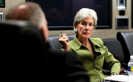 Is Kathleen Sebelius Simply a Scapegoat?