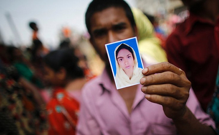 Finally! Bangladesh Factory Owner Charged with Murder